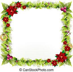 טקסט, middle., חג המולד, הוסף, עצב, רקע, כל