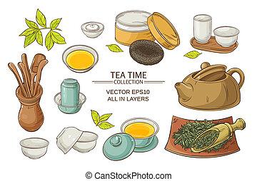 טקס, קבע, תה