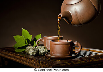 טקס, תה