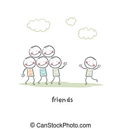 ידידים