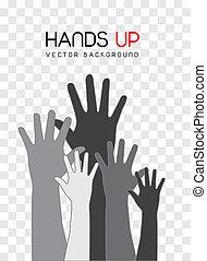 , ידיים
