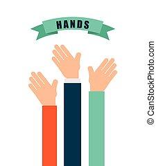 , ידיים, עצב