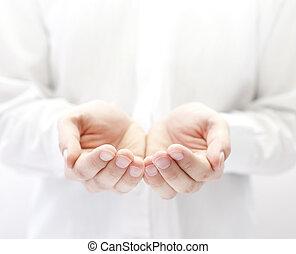 ידיים פתוחות