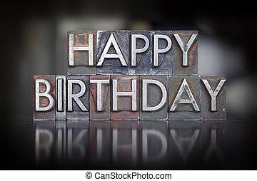 יום הולדת, לאטארפראס, שמח