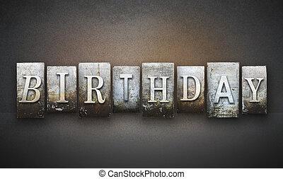 יום הולדת, לאטארפראס