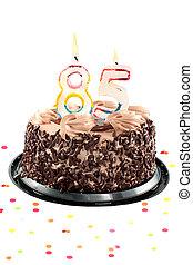 יום הולדת, שמונים, או, חמישי, יום שנה