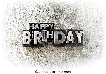 יום הולדת, שמח