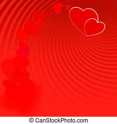 יום של ולנטיין, אדום, background-08