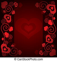 יום של ולנטיין, רקע, עם, לבבות
