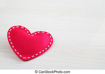 יום של ולנטיינים, לב