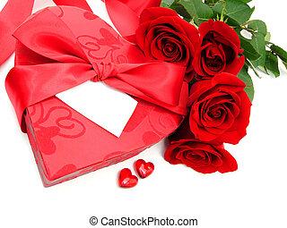 יום של ולנטיינים, מתנות