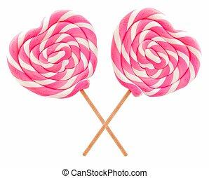 יום של ולנטיינים, סוכריות