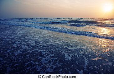 יופי, ים