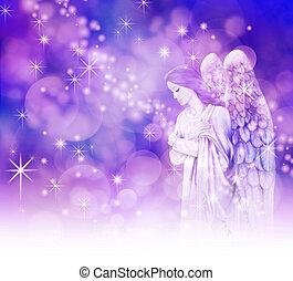 יפה, חג המולד, מלאך