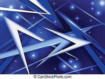 יפה, כחול, תקציר, רקע