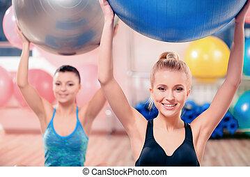 יפה, מועדון, ספורט של נשים