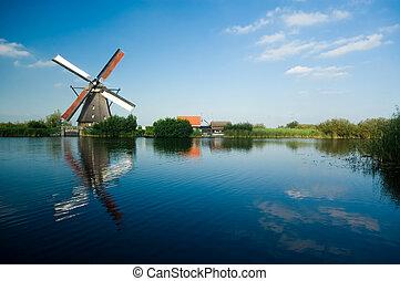 יפה, תחנת רוח, נוף, הולנדי