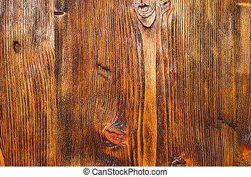 ישן, טקסטורה מעץ