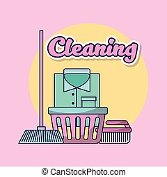 כביסה, לנקות, בגדים
