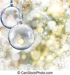 כדור, חג המולד