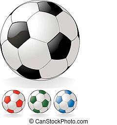 כדור של כדורגל