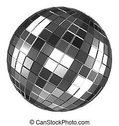 כדור, 3d, דיסקוטק