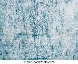כחול, גראנג, צבע, אור, רקע., ארוג, מעץ