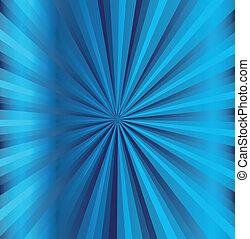 כחול, קרנות, רקע