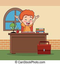 כיתה, תלמיד