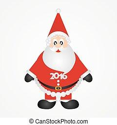 כלאאס, -, חג המולד, סנטה