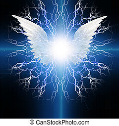 כנף, מלאך