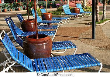 כסאות של סיפון