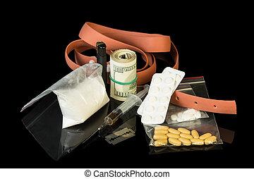 כסף, להב, ו, תרופות