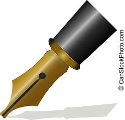 כתוב, הובל, לכתוב