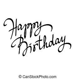 לאטארינג, יום הולדת, שמח, העבר
