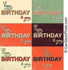 לאטארינג, קבע, העבר, יום הולדת, קליגרפיה, שמח