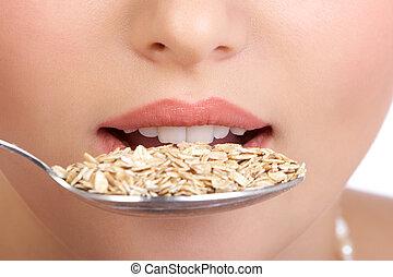 לאכול, בריא