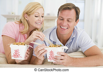 לאכול, קשר, ארוחה, ביחד, טאקאיוואי