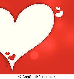 לבבות, דגל, טקסט, רקע, פסק
