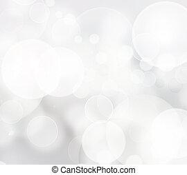 לבן, אור