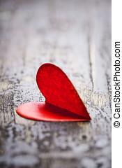 לב, ל, יום של ולנטיינים