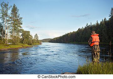 לדוג, טרוטה