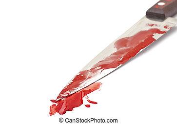 להב, עקוב מדם, סכין