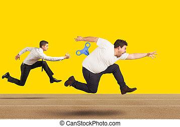 להעשות, נוסף, בלי, שומן, מהיר, רוץ, איש, אנרגיה, עייף, מאוד