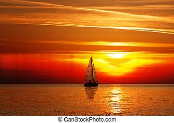 להפליג