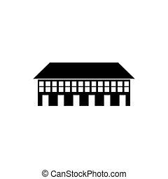 לוגו, בית ספר, דפוסית