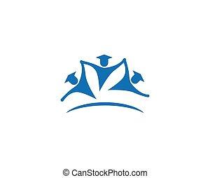 לוגו, חינוך, דפוסית