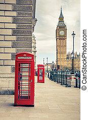 לונדון, ציוני דרך