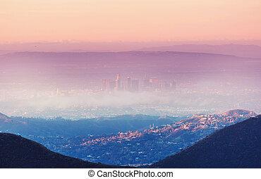 לוס אנג'לס