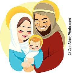 לידה, לידה, ישו